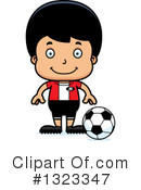 Hispanic Boy Clipart #1323347 by Cory Thoman