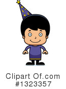 Hispanic Boy Clipart #1323357 by Cory Thoman