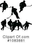 Hockey Clipart #1083881 by Maria Bell