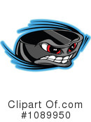Hockey Clipart #1089950 by Chromaco