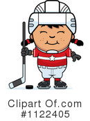 Hockey Clipart #1122405 by Cory Thoman