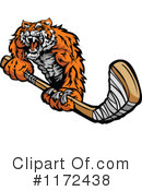 Hockey Clipart #1172438 by Chromaco
