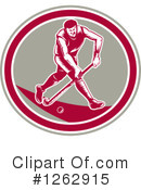 Hockey Clipart #1262915 by patrimonio