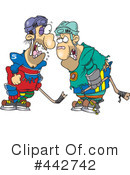Hockey Clipart #442742
