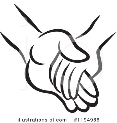Hands Clipart #1194986 by Johnny Sajem