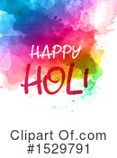 Holi Clipart #1529791 by KJ Pargeter