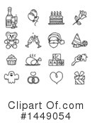 Holiday Clipart #1449054 by AtStockIllustration