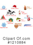 Holidays Clipart #1210884 by Vector Tradition SM
