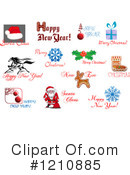 Holidays Clipart #1210885 by Vector Tradition SM