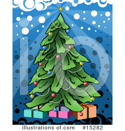 Royalty-Free (RF) Holidays Clipart Illustration by 3poD - Stock Sample #15282