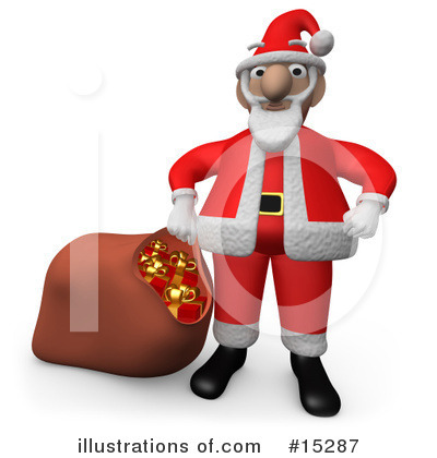 Royalty-Free (RF) Holidays Clipart Illustration by 3poD - Stock Sample #15287