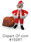 Royalty-Free (RF) Holidays Clipart Illustration #15287