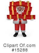 Royalty-Free (RF) Holidays Clipart Illustration #15288