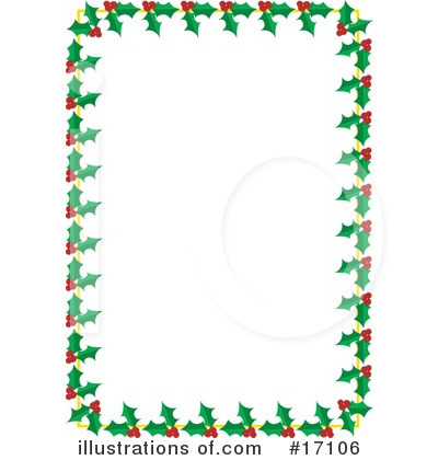 Christmas Clipart #17106 by Maria Bell