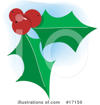 Christmas Clipart #17150 by Maria Bell