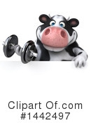 Holstein Cow Clipart #1442497 by Julos