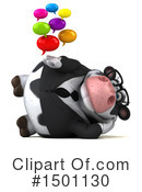 Holstein Cow Clipart #1501130 by Julos
