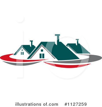 House Clipart #1127259 by Vector Tradition SM