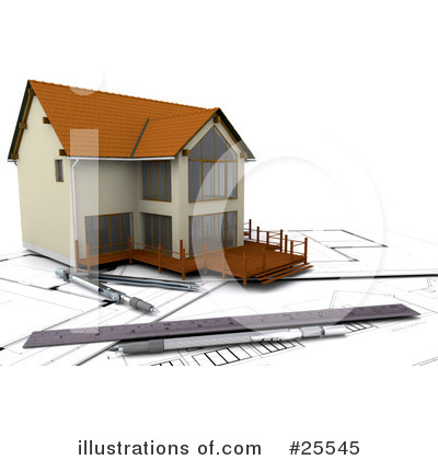 Architect Clipart #25545 by KJ Pargeter