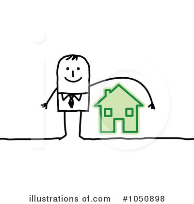 House Clipart #1050898 by NL shop