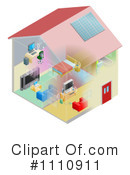 Home Network Clipart #1110911 by AtStockIllustration