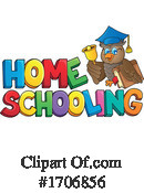 Home School Clipart #1706856 by visekart