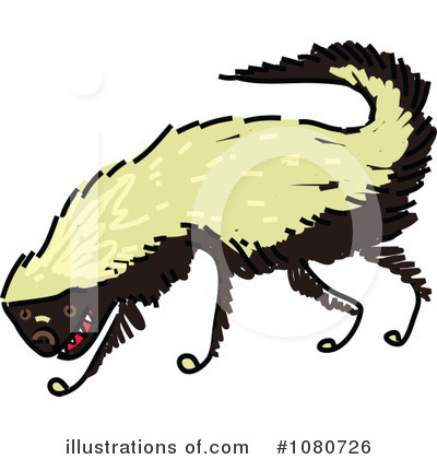 Honey Badger Clipart #1080726 by Prawny