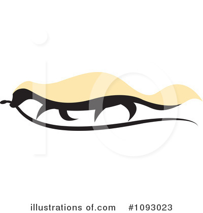 Honey Badger Clipart #1093023 by Lal Perera