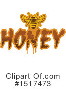 Honey Clipart #1517473 by Vector Tradition SM