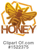 Honey Clipart #1522375 by Vector Tradition SM