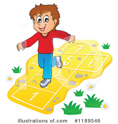 Playing Clipart #1189546 by visekart