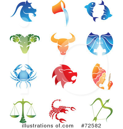 Astrological Sign Clipart #72582 by cidepix