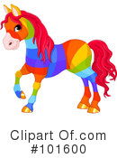 Horse Clipart #101600 by Pushkin