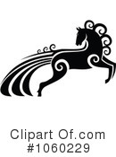 Royalty-Free (RF) Horse Clipart Illustration #1060229
