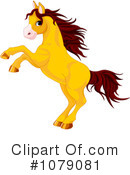 Horse Clipart #1079081 by Pushkin