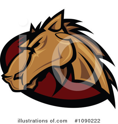 Horse Clipart #1090222 by Chromaco