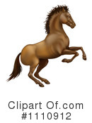 Horse Clipart #1110912 by AtStockIllustration