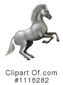 Royalty-Free (RF) horse Clipart Illustration #1116282