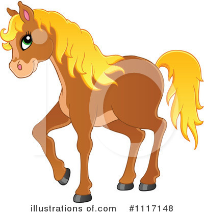 Horse Clipart #1117148 by visekart