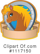 Royalty-Free (RF) Horse Clipart Illustration #1117150