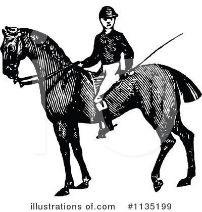 Horse Clipart #1135199 by Prawny Vintage