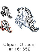 Horse Clipart #1161652 by Vector Tradition SM