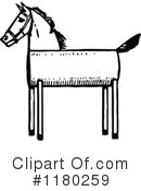 Horse Clipart #1180259 by Prawny Vintage