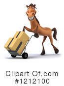 Horse Clipart #1212100 by Julos