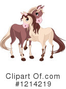 Horse Clipart #1214219 by Pushkin