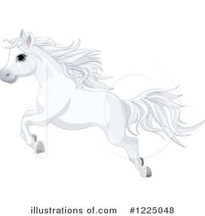 Horse Clipart #1225048 by Pushkin