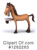 Horse Clipart #1262263 by Julos