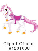 Horse Clipart #1281638 by Pushkin