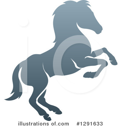 Horse Clipart #1291633 by AtStockIllustration