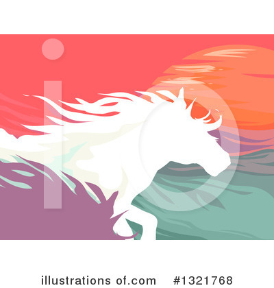 Horse Clipart #1321768 by BNP Design Studio